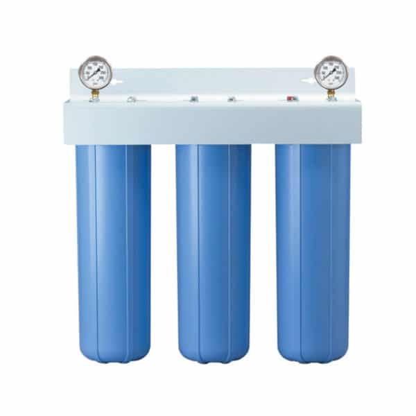 Whole Home Triple Filtration