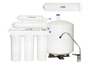 6 Stage RO System with Mineral Cartridge & Housing-0